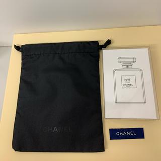 CHANEL - シャネル サンプルフレグランスと巾着