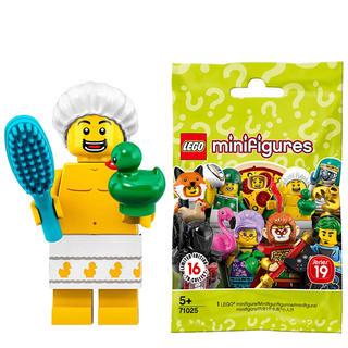 レゴ(Lego)のLEGO レゴ 71025 ミニフィギュアシリーズ19 No2(積み木/ブロック)