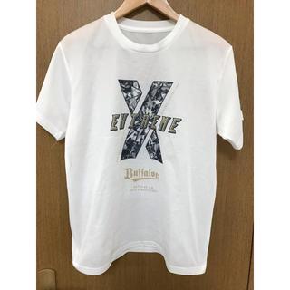 オリックスバファローズ(オリックス・バファローズ)のオリックス•バファローズ 夏の陣2018 Tシャツ ホワイト(ウェア)