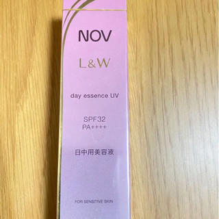 NOV - ノブ L&W   デイエッセンスUV   日中用美容液