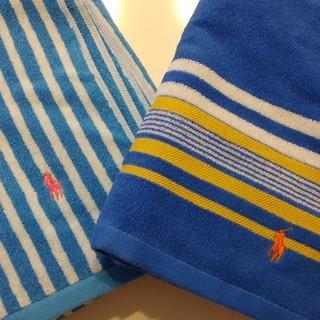 ラルフローレン(Ralph Lauren)のラルフローレンバスタオルセット(タオル/バス用品)