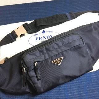 PRADA - 良品 プラダ ナイロン ボディバッグ