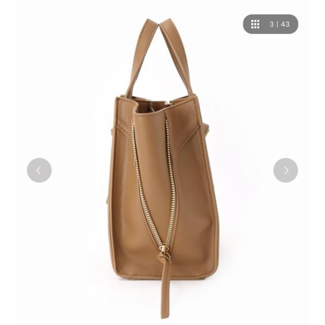 IENA(イエナ)のハンドバッグ【SLOBE IENA】 レディースのバッグ(ハンドバッグ)の商品写真