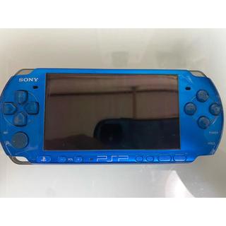 PlayStation Portable - ソニー PSP 本体 3000 ジャンク