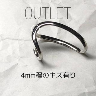 プラージュ(Plage)の【OUTLET】384.peri ring【silver】(リング(指輪))