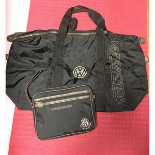 フォルクスワーゲン(Volkswagen)のフォルクスワーゲン セカンドバッグ+ボストンバッグ(ボストンバッグ)