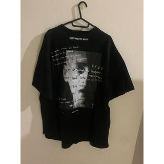 ラフシモンズ(RAF SIMONS)のESCStudio Tシャツ(Tシャツ/カットソー(半袖/袖なし))