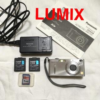 Panasonic - Panasonic デジタルカメラ LUMIX DMC-FX1 付属品あり