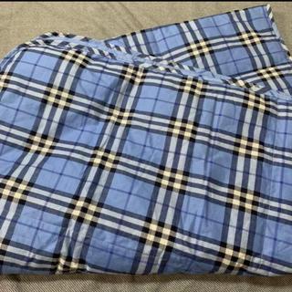 バーバリー(BURBERRY)の新品 バーバリー  羽毛ひざ掛け ダウンケット(毛布)
