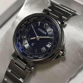 CITIZEN - シチズン クロスシー 限定腕時計