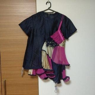 サカイ(sacai)の✿mitsu様専用✿sacaiブラウス(シャツ/ブラウス(半袖/袖なし))
