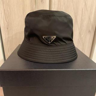PRADA - バケットハット 帽子 prada プラダ ハット xl