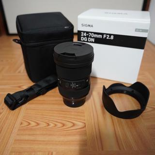 SIGMA - SIGMA 24-70mm F2.8 DG DN art ソニー用