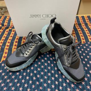 ジミーチュウ(JIMMY CHOO)の新品JIMMY CHOOスニーカー グレー 41(スニーカー)