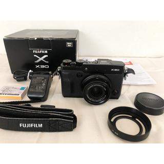 フジフイルム(富士フイルム)の【新品同様】FUJIFILM X30 プレミアムコンパクト(コンパクトデジタルカメラ)