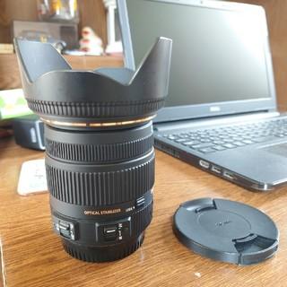 シグマ(SIGMA)のSigma 17-50 F2.8 Canon用(レンズ(ズーム))
