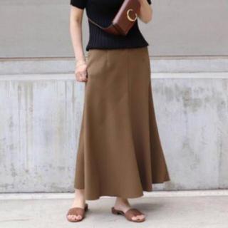 DEUXIEME CLASSE -  新品☆Vis cloth マキシ スカート 38