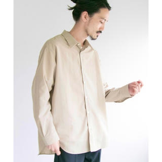 アーバンリサーチ(URBAN RESEARCH)の定価19800円 URBAN RESEARCH COSEI SHIRTS S(シャツ)