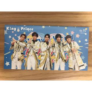 ジャニーズ(Johnny's)のKing & Prince  FC会報 vol.10(男性タレント)
