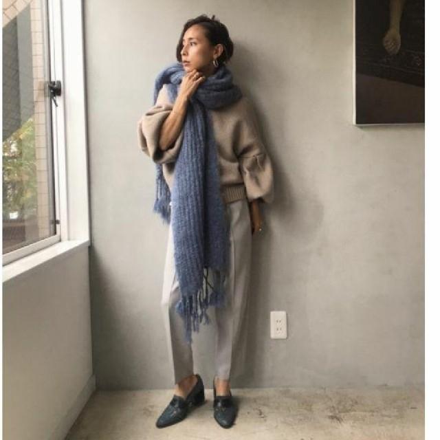 Ameri VINTAGE(アメリヴィンテージ)のAmeri【新品】ダマスク柄 ジャガード ローファー レディースの靴/シューズ(ローファー/革靴)の商品写真