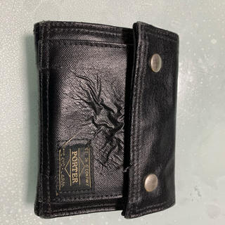 ポーター(PORTER)のポーター折りたたみ財布(折り財布)