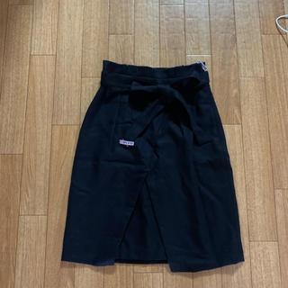 ミッシュマッシュ(MISCH MASCH)のスカート ウエストリボン S(ひざ丈スカート)