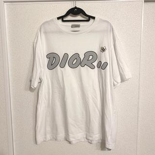 ディオール(Dior)のDIOR KAWS bee Tシャツ(Tシャツ/カットソー(半袖/袖なし))