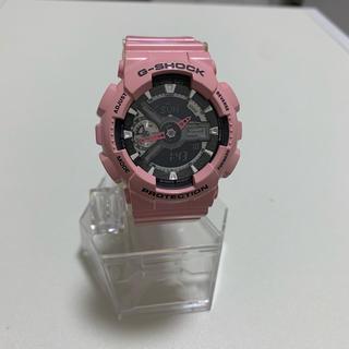 ジーショック(G-SHOCK)のG-SHOCK ピンク(腕時計)