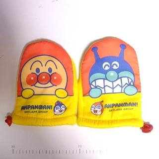 アンパンマン(アンパンマン)の【新品】アンパンマン ミトン手袋(手袋)