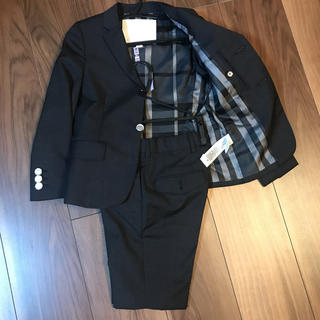 バーバリー(BURBERRY)のバーバリーチルドレン 6Y 116cm スーツ☆美品(ドレス/フォーマル)