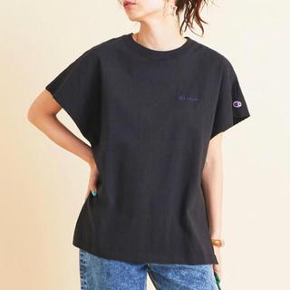 ビューティアンドユースユナイテッドアローズ(BEAUTY&YOUTH UNITED ARROWS)のビューティーアンドユース Champion サイドジップTシャツ(Tシャツ(半袖/袖なし))