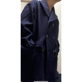 Yohji Yamamoto - ヨウジヤマモト オーバーサイズウールコート