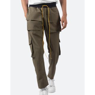 フィアオブゴッド(FEAR OF GOD)のmnml snap Ⅱ cargo pants   XSサイズ(ワークパンツ/カーゴパンツ)
