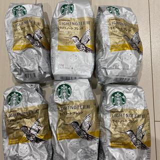 Starbucks Coffee - スターバックス コーヒー ライトノートブレンド
