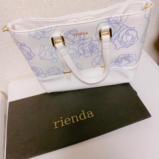 リエンダ(rienda)のrienda(トートバッグ)