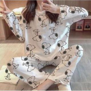 【L】♡新品♡大・大人気 パジャマ♪レディース  部屋着 セットアップ 可愛い♡