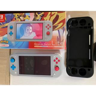 Nintendo Switch - Nintendo Switch Lite ザシアン•ザマゼンタ