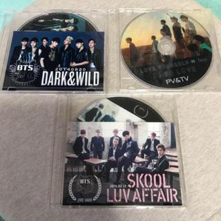 防弾少年団(BTS) - BTS PV&TV DVD バラ売り可