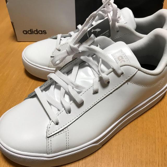 adidas(アディダス)の【新品】スニーカー アディダス adidas ADIDAILY 2.0 LEA  レディースの靴/シューズ(スニーカー)の商品写真