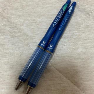 ゼブラ(ZEBRA)のゼブラ スラリ エアーフィットグリップボールペン2本セット(ペン/マーカー)