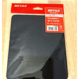 バッファロー(Buffalo)のBUFFALO マウスパッド ブルー(PC周辺機器)