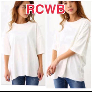 RODEO CROWNS WIDE BOWL - 値下げ中!RCWB オーバーサイズ Tシャツ