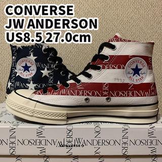 コンバース(CONVERSE)のCONVERSE×JW ANDERSON Chuck 70 CT70 27.0(スニーカー)