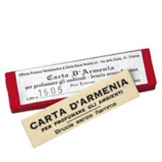 サンタマリアノヴェッラ(Santa Maria Novella)のサンタマリアノヴェッラ アルメニアペーパー(アロマグッズ)