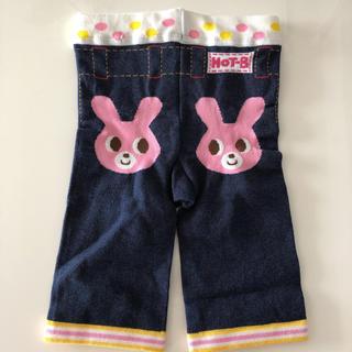 ミキハウス(mikihouse)のミキハウス スパッツ80と靴下9〜11(その他)