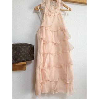 ジルスチュアート(JILLSTUART)のジルスチュアート コレクションライン ドレス ビンテージ(ミディアムドレス)