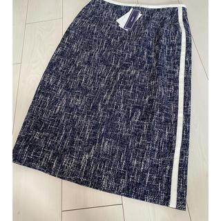 SCOT CLUB - 新品未使用 タグ付き スコットクラブ ツイード タイトスカート