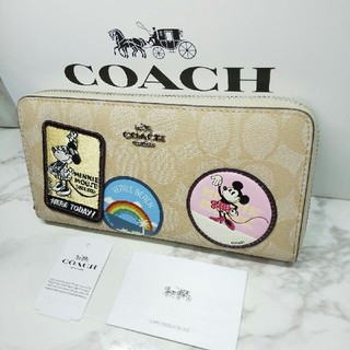 COACH - [新品] コーチ/COACH 長財布  財布29380