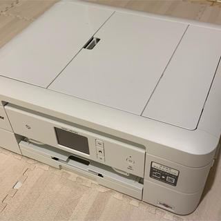 ブラザー(brother)の【ジャンク品】brother プリンターDCP-J973N-W(PC周辺機器)