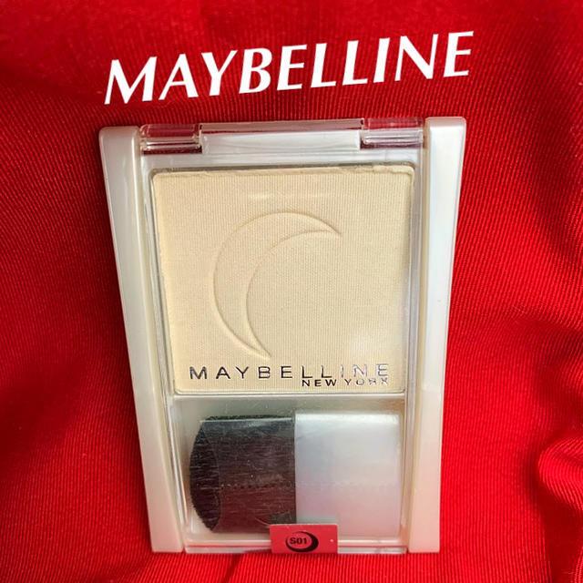 MAYBELLINE(メイベリン)のMAYBELLINE ルナシマーパウダー ムーンホワイト コスメ/美容のベースメイク/化粧品(フェイスパウダー)の商品写真